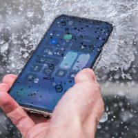 گوشی های ضد آب